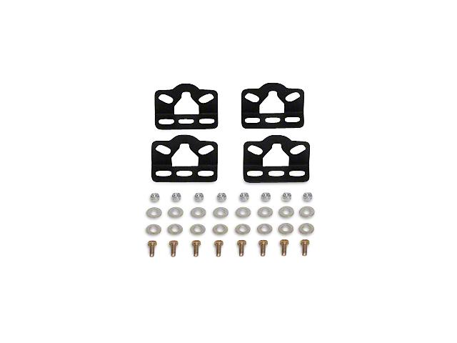 Tuffy Modular Gear Anchors - Set of Four (99-18 Silverado 1500)