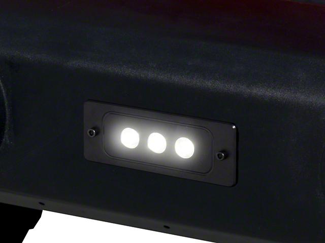 Putco silverado 6 in luminix high power 3 led flush mount light bar putco 6 in luminix high power 3 led flush mount light bar aloadofball Image collections