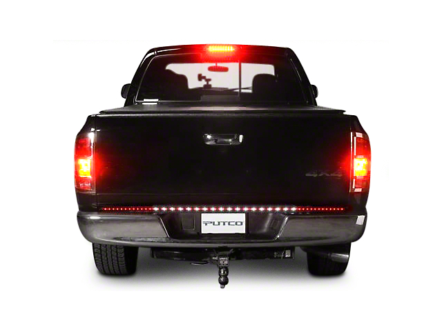 Putco silverado 60 in tailgate led light bar 90009 60 free shipping tailgate led light bar aloadofball