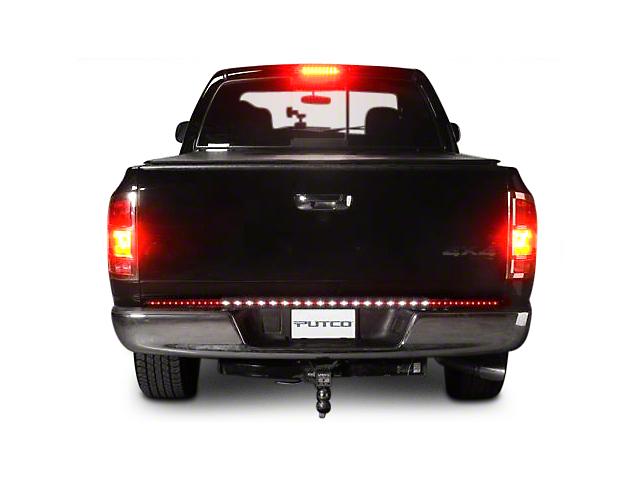 Putco silverado 60 in tailgate led light bar 90009 60 free shipping tailgate led light bar aloadofball Images