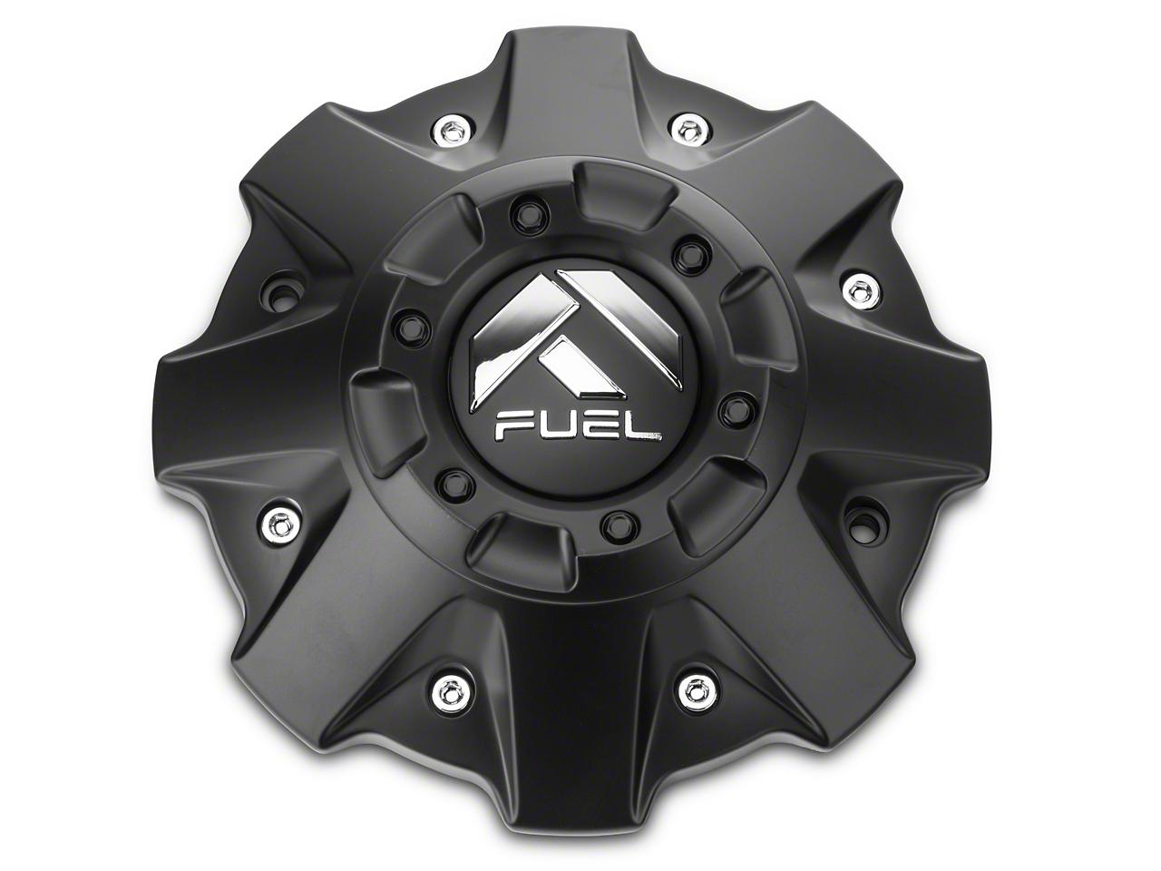 Fuel Wheels Black Center Cap (99-18 Silverado 1500)