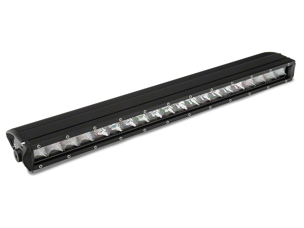 DV8 Off-Road 20 in. SL8 Slim Series LED Light Bar - Spot Beam