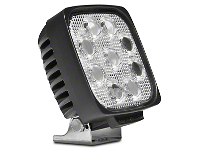 DV8 Off-Road 5 in. Square LED Light - Spot Beam