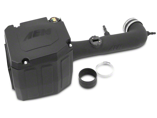 AEM Brute Force Cold Air Intake - Black (14-18 5.3L Silverado 1500)