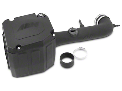 AEM Brute Force Cold Air Intake - Black (14-18 6.2L Silverado 1500)