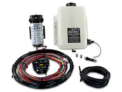 AEM Electronics V2 Water/Methanol Injection Kit for Forced Induction Engines - Standard Controller (07-18 Silverado 1500)