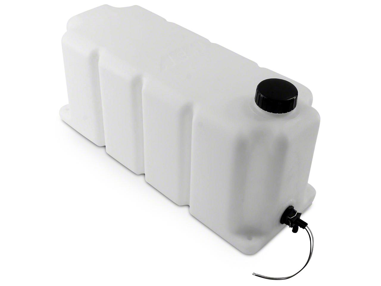 AEM Electronics V2 Water/Methanol Injection 5 Gallon Tank Kit w/ Conductive Fluid Level Sensor (07-18 Silverado 1500)