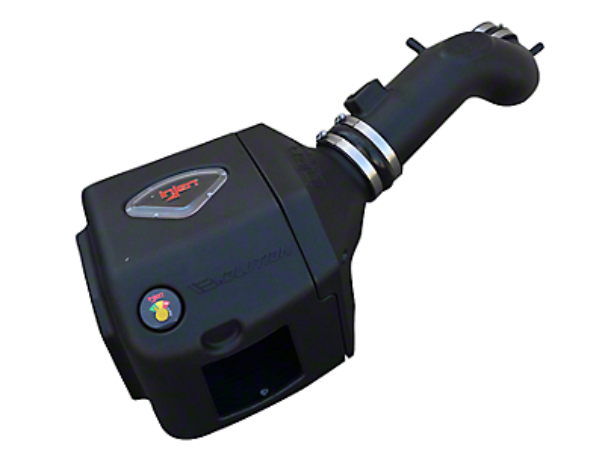 Injen Evolution Cold Air Intake (07-08 6.0L Silverado 1500)