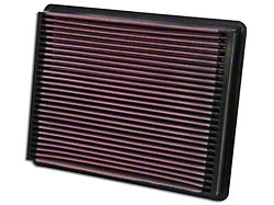 K&N Drop-In Replacement Air Filter (07-18 4.3L, 4.8L, 5.3L Silverado 1500)