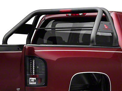 Black Horse Off Road Roll Bar - Black (07-18 Silverado 1500)