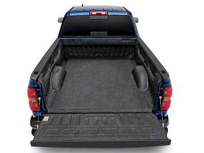 BedRug BedTred Ultra Bed Liner (07-18 Silverado 1500, Excluding 07-13 w/ Long Box)
