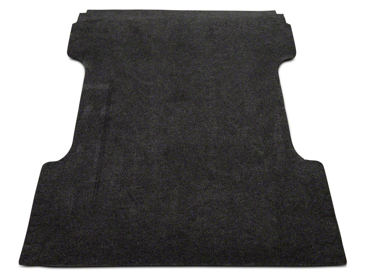 BedRug Bed Mat (07-18 Silverado 1500 Standard Box w/o Factory Drop-In Bed Liner)