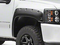 Barricade Premium Molded Fender Flares (07-13 Silverado 1500 w/ Short Box)