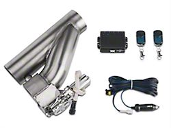 GMS Silverado Electronic Exhaust Cutout System - 3 in  S102273 (99