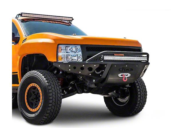Addictive Desert Designs Stealth Winch Front Bumper (07-13 Silverado 1500)
