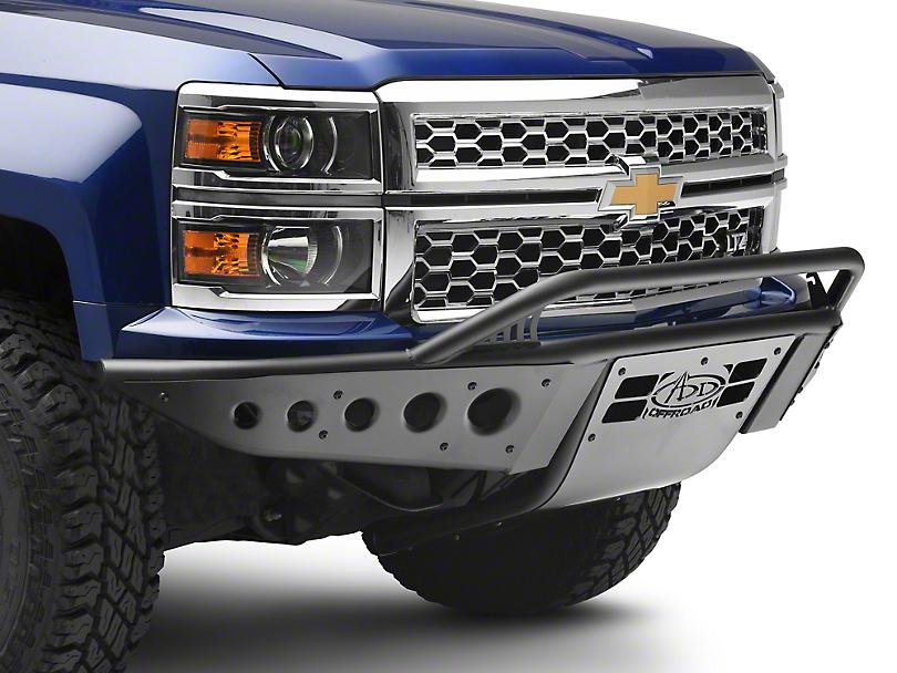 Addictive Desert Designs Stealth Front Bumper (14-15 Silverado 1500)