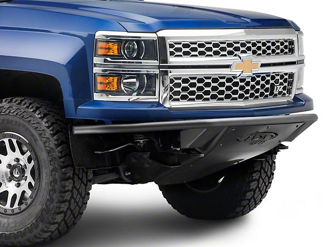 Addictive Desert Designs ADD Lite Front Bumper (14-15 Silverado 1500)