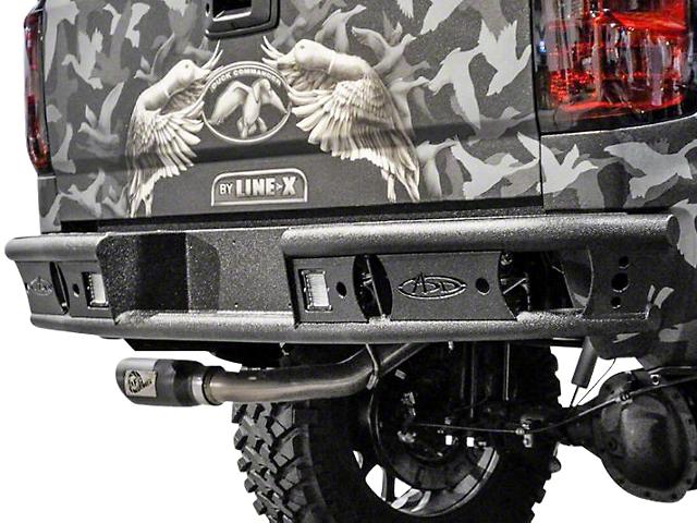 Addictive Desert Designs Dimple R Rear Bumper (14-18 Silverado 1500)