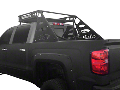 Addictive Desert Designs Stealth Half Over Cab Chase Rack (14-18 Silverado 1500)