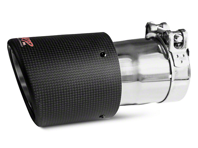 MBRP 4.5 in. Carbon Fiber Exhaust Tip - 3 in. Connection (99-19 Silverado 1500)