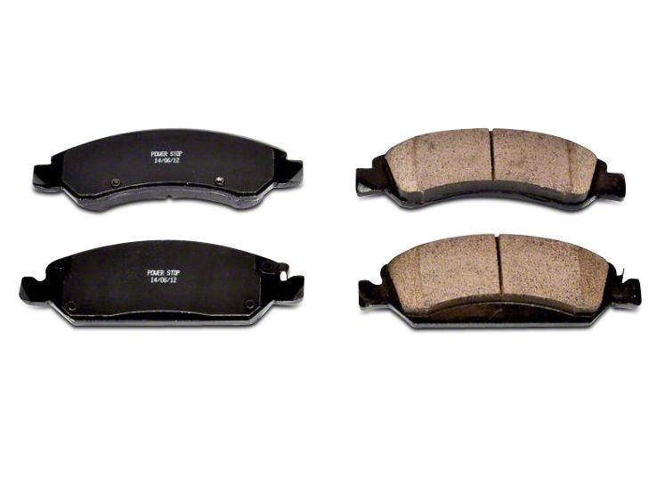 Power Stop Z16 Evolution Clean Ride Ceramic Brake Pads - Front Pair (07-18 Silverado 1500)