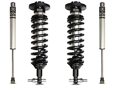 ICON Vehicle Dynamics 1-3 in. Suspension Lift System - Stage 1 (07-18 Silverado 1500)