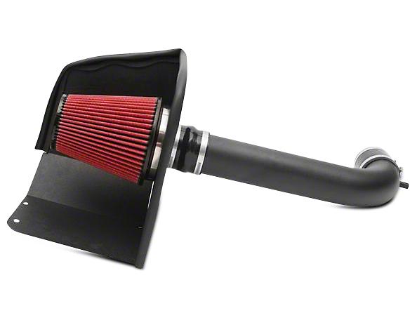Corsa APEX DryFlow Metal Cold Air Intake (14-18 6.2L Silverado 1500)
