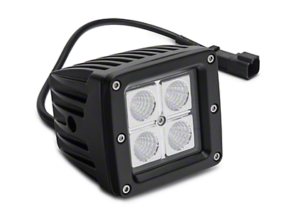 Barricade Replacement LED Fog Light for Barricade Extreme HD Bumpers (07-18 Silverado 1500)