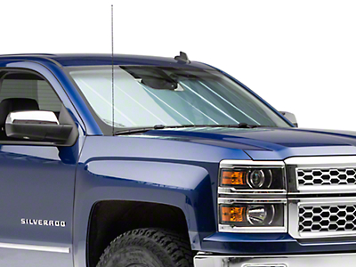 Covercraft UVS100 Custom Sunscreen - Blue (14-18 Silverado 1500)