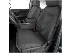 Covercraft Seatsaver Front Seat Covers Gray 2017 Silverado 1500 W Bucket Seats 160 00