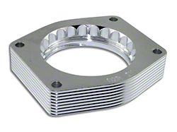 AFE Silver Bullet Throttle Body Spacer (07-13 V8 Silverado 1500)