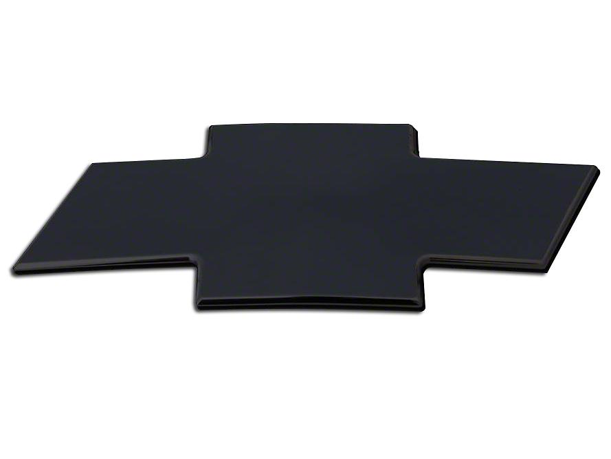 T-REX Front Black Billet Bowtie Emblem (07-13 Silverado 1500)