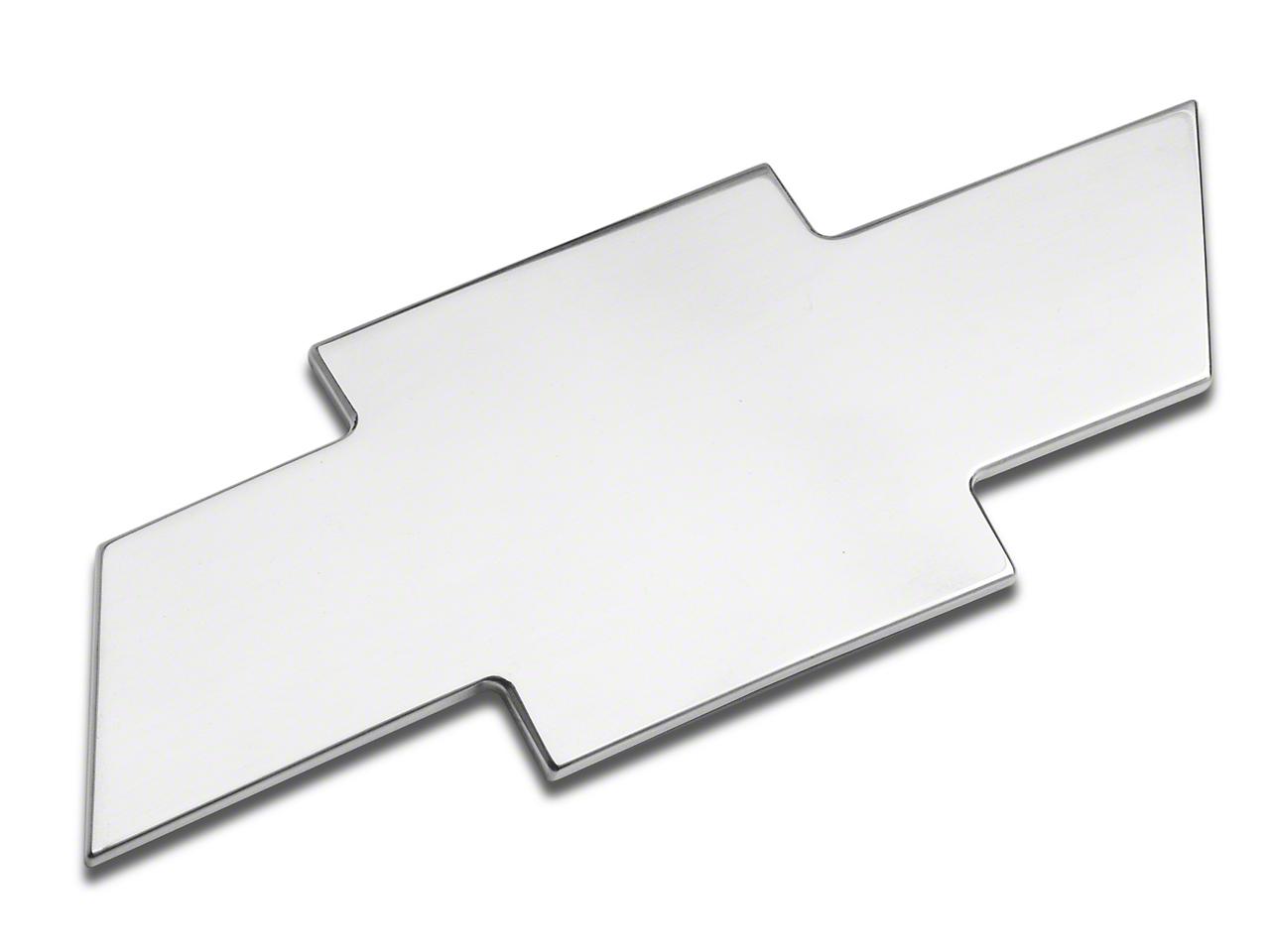 T-REX Front Polished Billet Bowtie Emblem (07-13 Silverado 1500)