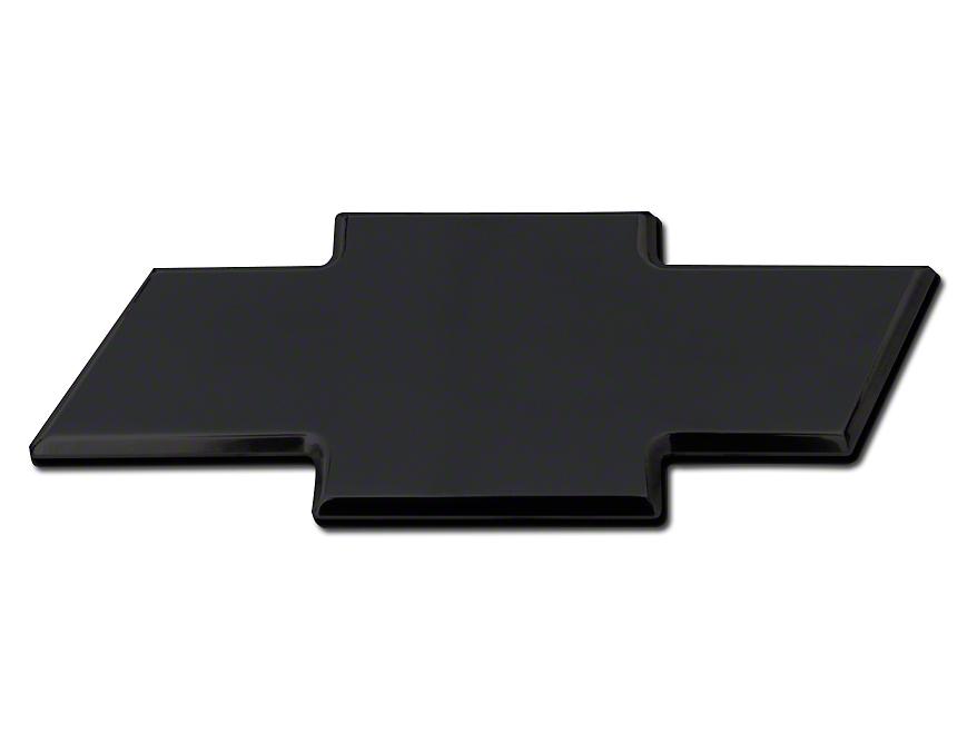 T-REX Rear Black Billet Bowtie Emblem (07-13 Silverado 1500)