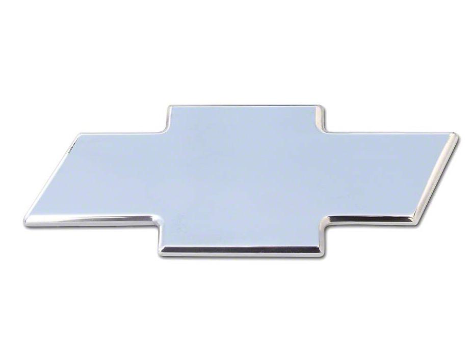 T-REX Rear Polished Billet Bowtie Emblem (07-13 Silverado 1500)