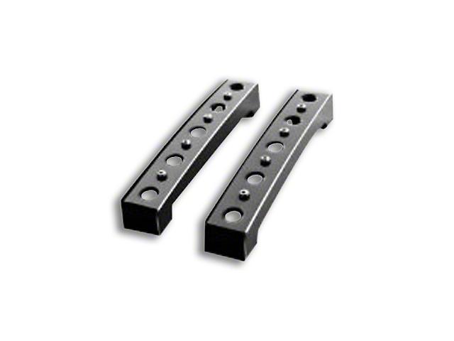 T-REX X-Metal Series Baja Bars - Black (07-13 Silverado 1500)