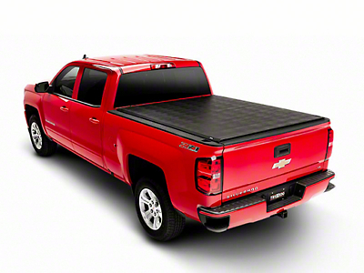Truxedo Titanium Hard Roll-Up Tonneau Cover (14-18 Silverado 1500 w/ Short Box)