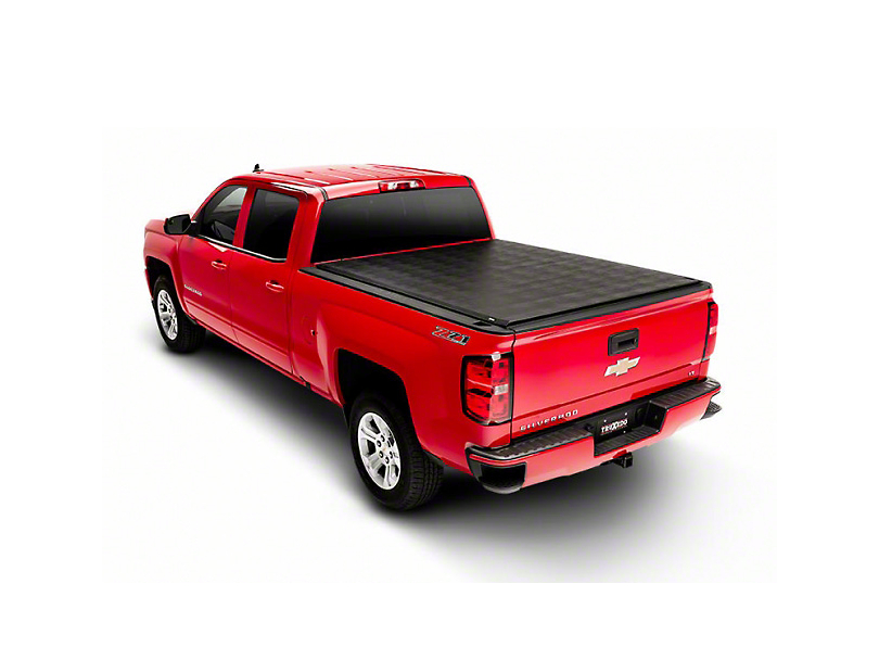 Truxedo Titanium Hard Roll-Up Tonneau Cover (14-18 Silverado 1500)