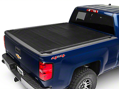 Truxedo Edge Soft Roll-Up Tonneau Cover (14-18 Silverado 1500)