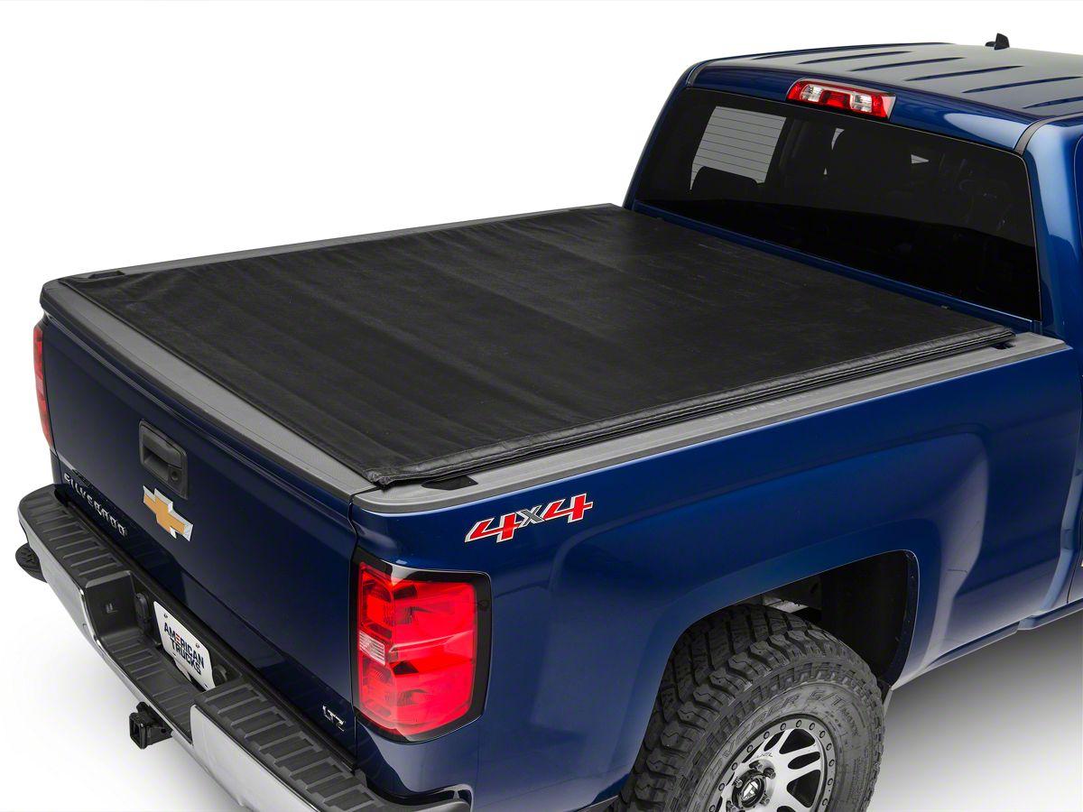 Truxedo Silverado 1500 Edge Soft Roll Up Tonneau Cover S103954 14 18 Silverado 1500