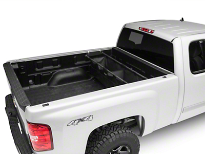 Truxedo Truck Luggage Expedition Cargo Bag (07-18 Silverado 1500)