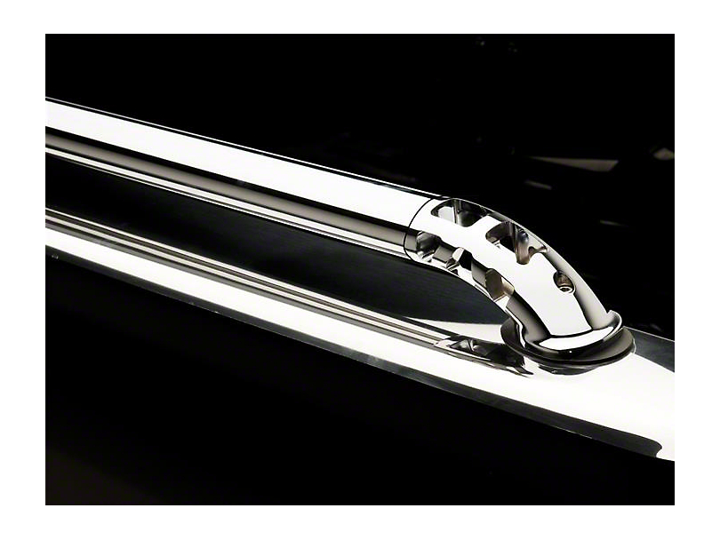 Putco Crossrail Locker Side Bed Rails - GM Licensed (14-18 Silverado 1500)