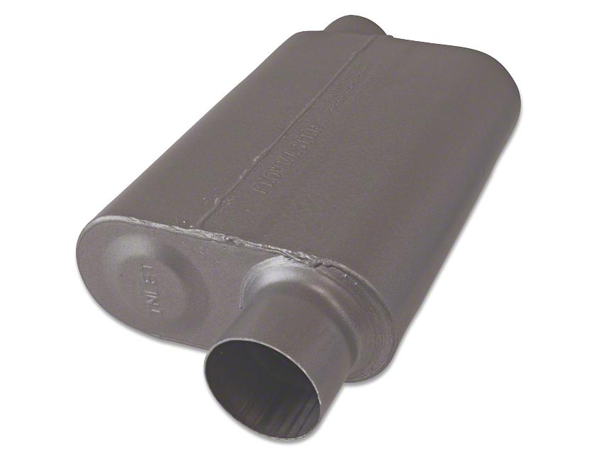 Flowmaster Original 40 Series Offset/Offset Oval Muffler - 3.0 in. (Universal Fitment)