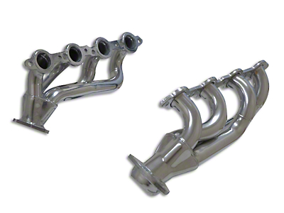 Flowmaster 2.5 in. Scavenger Series Elite Shorty Headers (07-09 4.8L, 5.3L Silverado 1500)