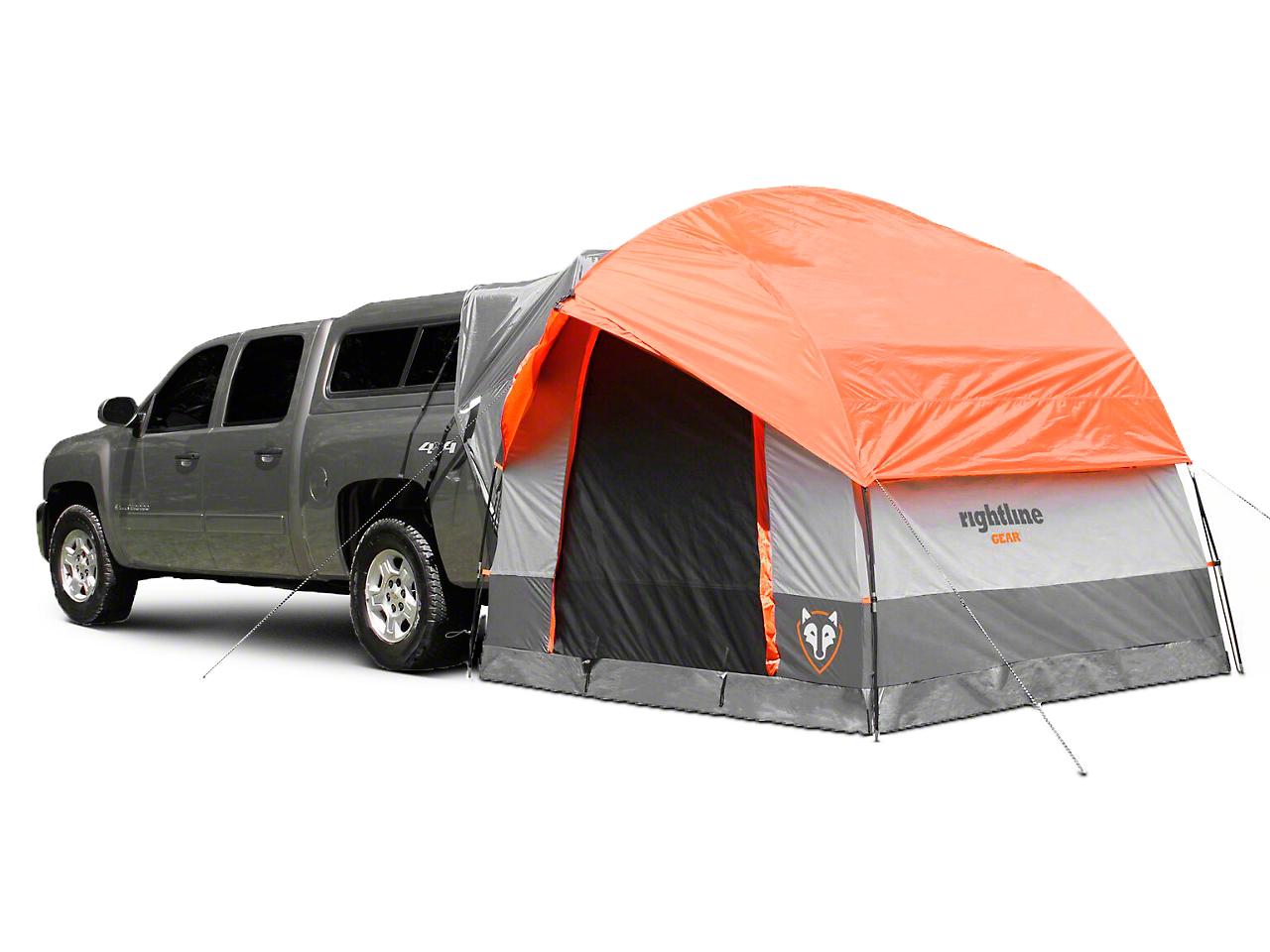 Rightline Gear SUV Tent (99-18 Silverado 1500 w/ Camper Shell)