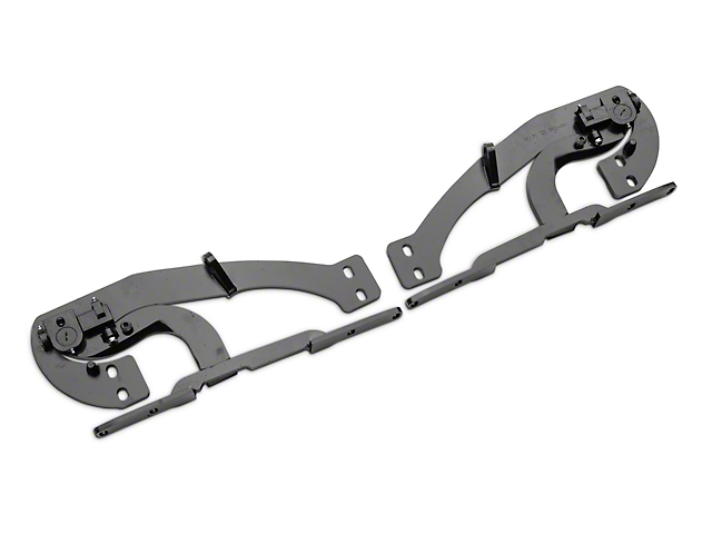 Vertical Doors Lambo Door Kit (14-18 Silverado 1500)
