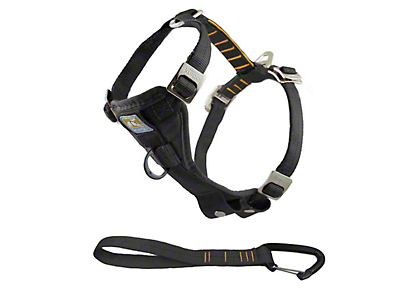 Kurgo Enhanced Strength TruFit Dog Car Harness - Black (07-18 Silverado 1500)