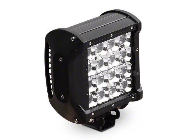 5 Inch 6 Series LED Light Bar; Flood/Spot Combo