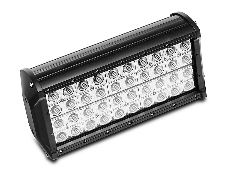 Alteon 12 in. 6 Series LED Light Bar - 60 Degree Flood Beam