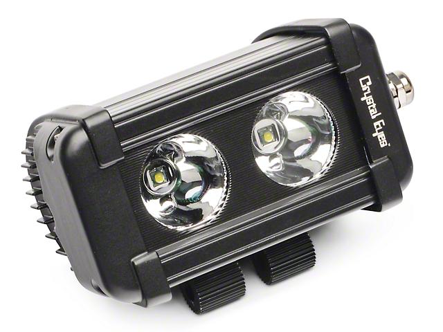 Alteon 5 in. 8 Series LED Light Bar - 25 Degree Spot Beam